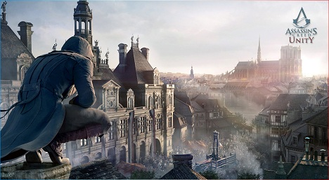 دانلود کرک بازی Assassin's Creed Unity