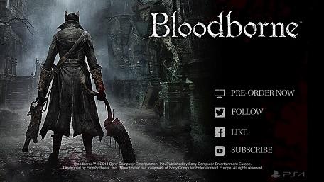 دانلود نریار بازی Bloodborne Gamescom 2014