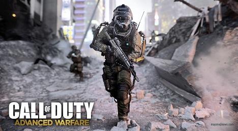 دانلود آپدیت بازی Call of Duty Advanced Warfare