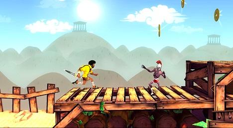دانلود تریلر بازی Funk of Titans Gamescom 2014