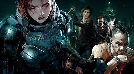 دانلود تریلر 25 بازی برتر PlayStation 3