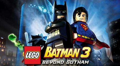 دانلود کرک بازی LEGO Batman 3 Beyond Gotham