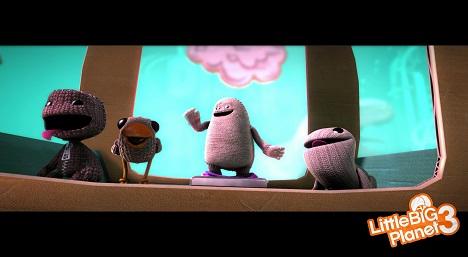دانلود تریلر بازی LittleBigPlanet 3 Gamescom 2014