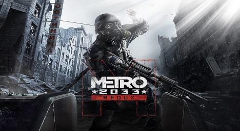 دانلود آپدیت بازی Metro 2033 Redux