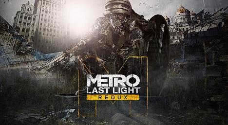 دانلود آپدیت بازی Metro Last Light Redux
