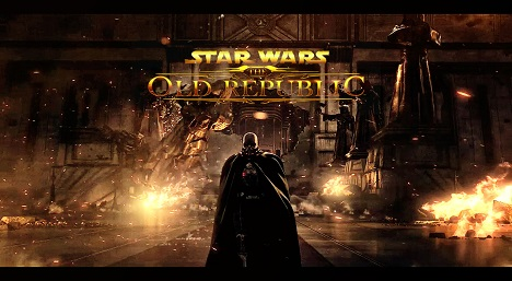 دانلود تریلر بازی Star Wars The Old Republic Gamescom 2014