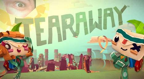 دانلود تریلر بازی Tearaway Gamescom 2014