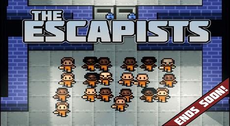 دانلود تریلر گیم پلی بازی The Escapists Gamescom 2014