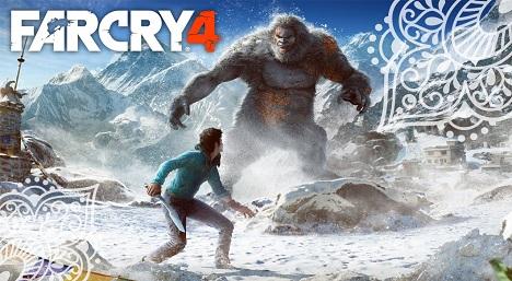 دانلود تریلر بازی Far Cry 4 Valley Of The Yetis