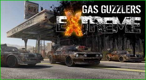 دانلود کرک بازی Gas Guzzlers Extreme Full Metal Zombie