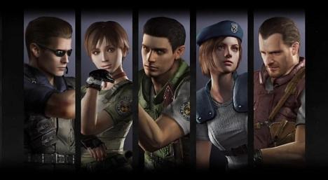 دانلود کرک بازی Resident Evil HD Remaster