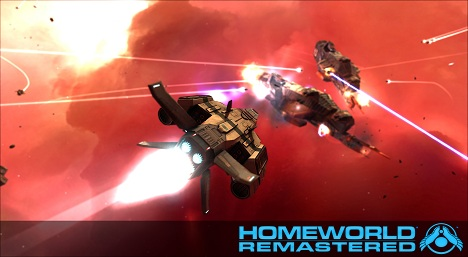 دانلود کرک بازی Homeworld Remastered Collection