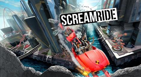 دانلود ویدیو نقد و بررسی بازی Screamride