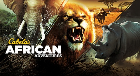 دانلود کرک بازی Cabelas African Adventures