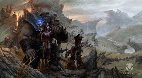 دانلود تریلر بازی Aarklash Legacy Gamescom 2013