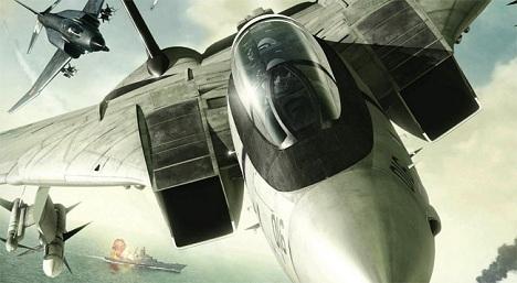 دانلود تریلر جدید بازی Ace Combat Infinity