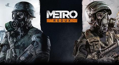 دانلود تریلر گیم پلی بازی Metro Redux