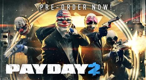 دانلود کرک بازی Payday 2