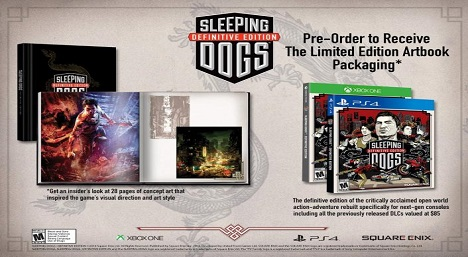 دانلود تریلر بازی Sleeping Dogs Definitive Edition