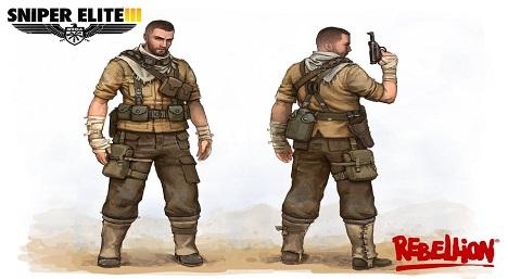 دانلود آپدیت v1.05 بازی Sniper Elite III