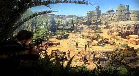 دانلود آپدیت بازی Sniper Elite III