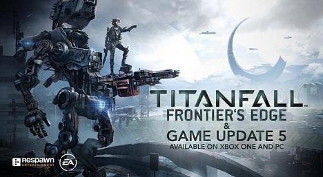 دانلود تریلر گیم پلی بازی Titanfall Frontier's Edge DLC