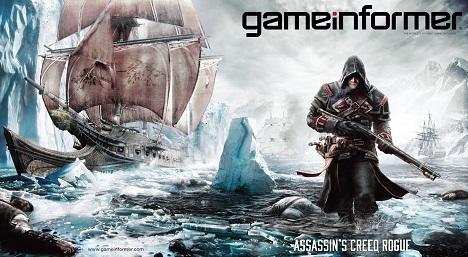 دانلود تریلر گیم پلی بازی Assassin's Creed Rogue Gamescom 2014