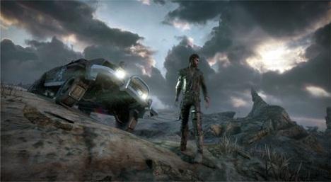 دانلود تریلر گیم پلی بازی Mad Max Soul of a Man