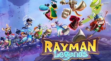 دانلود ترینر بازی Rayman Legends