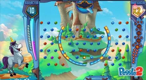 دانلود تریلر بازی Peggle 2 Gamescom 2013