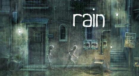 دانلود تریلر بازی Rain Gamescom 2013