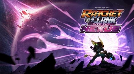 دانلود تریلر گیم پلی بازی Ratchet & Clank Into the Nexus Gamescom 2013
