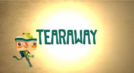 دانلود تریلر بازی Tearaway Gamescom 2013