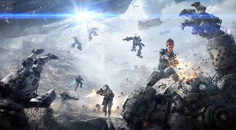 دانلود تریلر گیم پلی بازی Titanfall Gamescom 2013