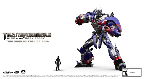 دانلود ترینر بازی Transformers Rise of the Dark Spark
