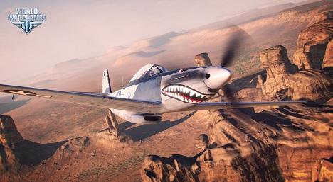 دانلود تریلر بازی World of Warplanes Gamescom 2013