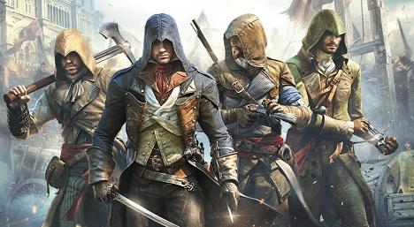 دانلود تریلر سینمایی بازی Assassin's Creed Unity E3 2014