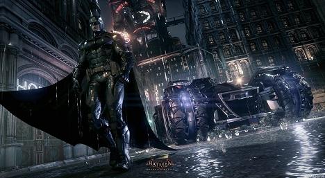دانلود تریلر جدید بازی Batman Arkham Kinght