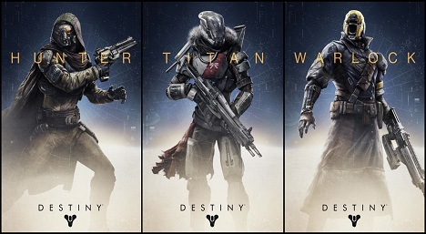 دانلود تریلر بازی Destiny E3 2014