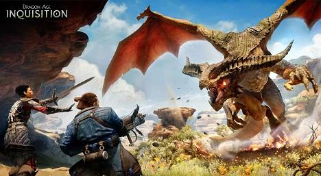 دانلود تریلر بازی Dragon Age Inquisition E3 2014
