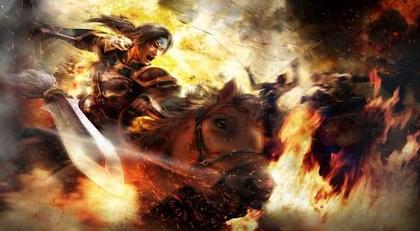 دانلود کرک بازی Dynasty Warriors 8 Empires