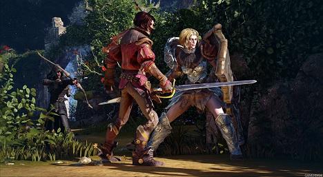 دانلود تریلر گیم پلی بازی Fable Legends E3 2014