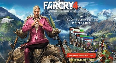 دانلود تریلر بازی Far Cry 4 Gamescom 2014