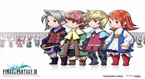 دانلود ترینر بازی Final Fantasy III