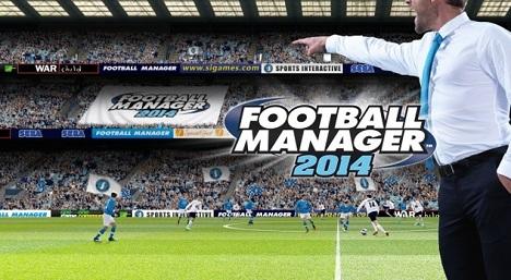 دانلود کرک بازی Football Manager 2014