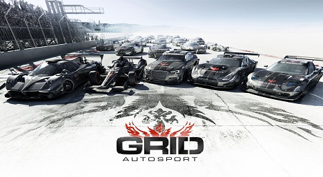 دانلود کرک بازی GRID Autosport