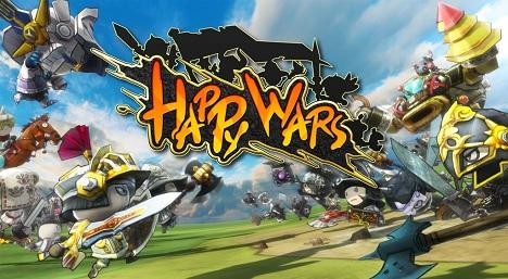 دانلود تریلر بازی Happy Wars E3 2014