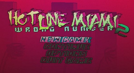 دانلود تریلر بازی Hotline Miami 2 Wrong Number The Level Editor E3 2014