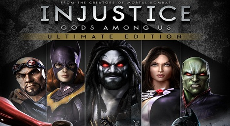 دانلود کرک بازی Injustice Gods Among Us Ultimate Edition