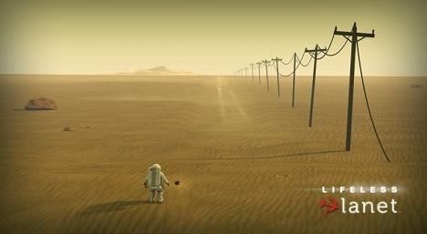 دانلود ترینر بازی Lifeless Planet